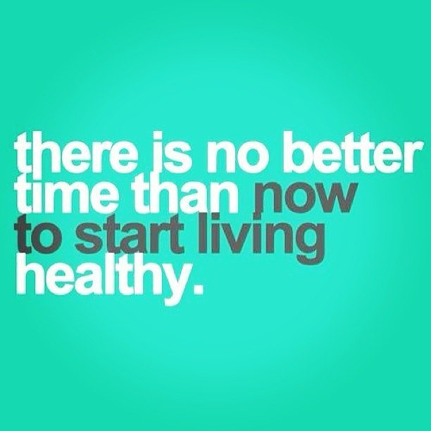 start-living-healthy-now