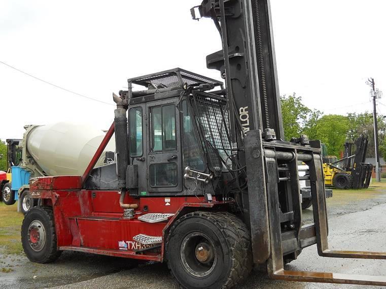 2008 TAYLOR TX350 Forklift