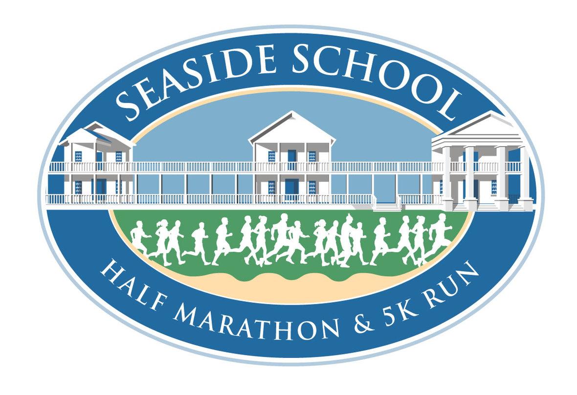 Seaside Race Logo
