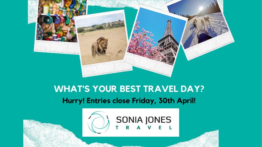 Best Travel Day Multi Banner
