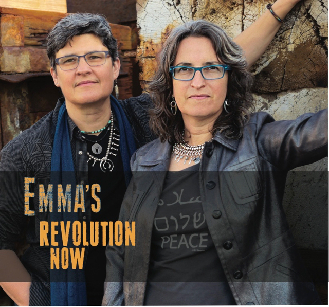 EmmaRevolutionNow Cover