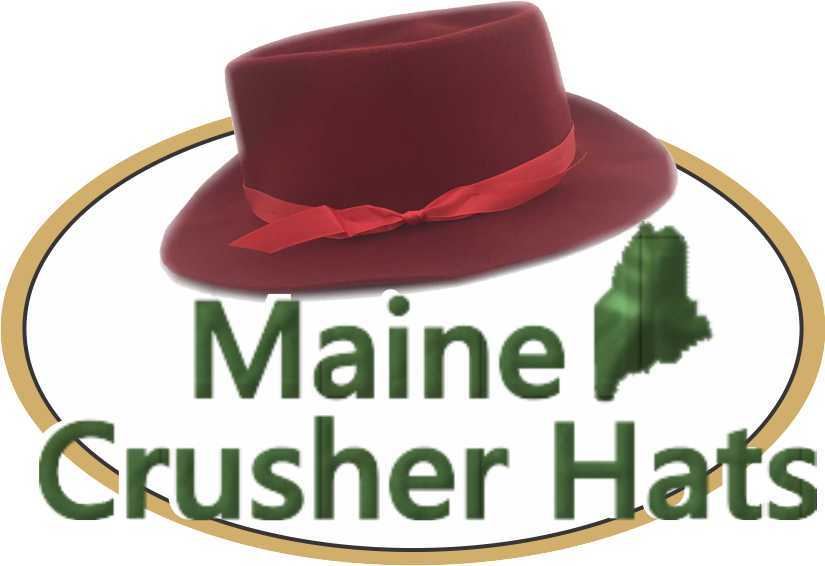 Crusher Hat oval logo  1