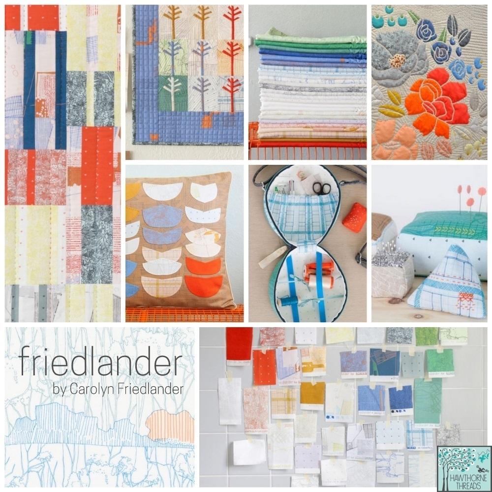 Friedlander fabric