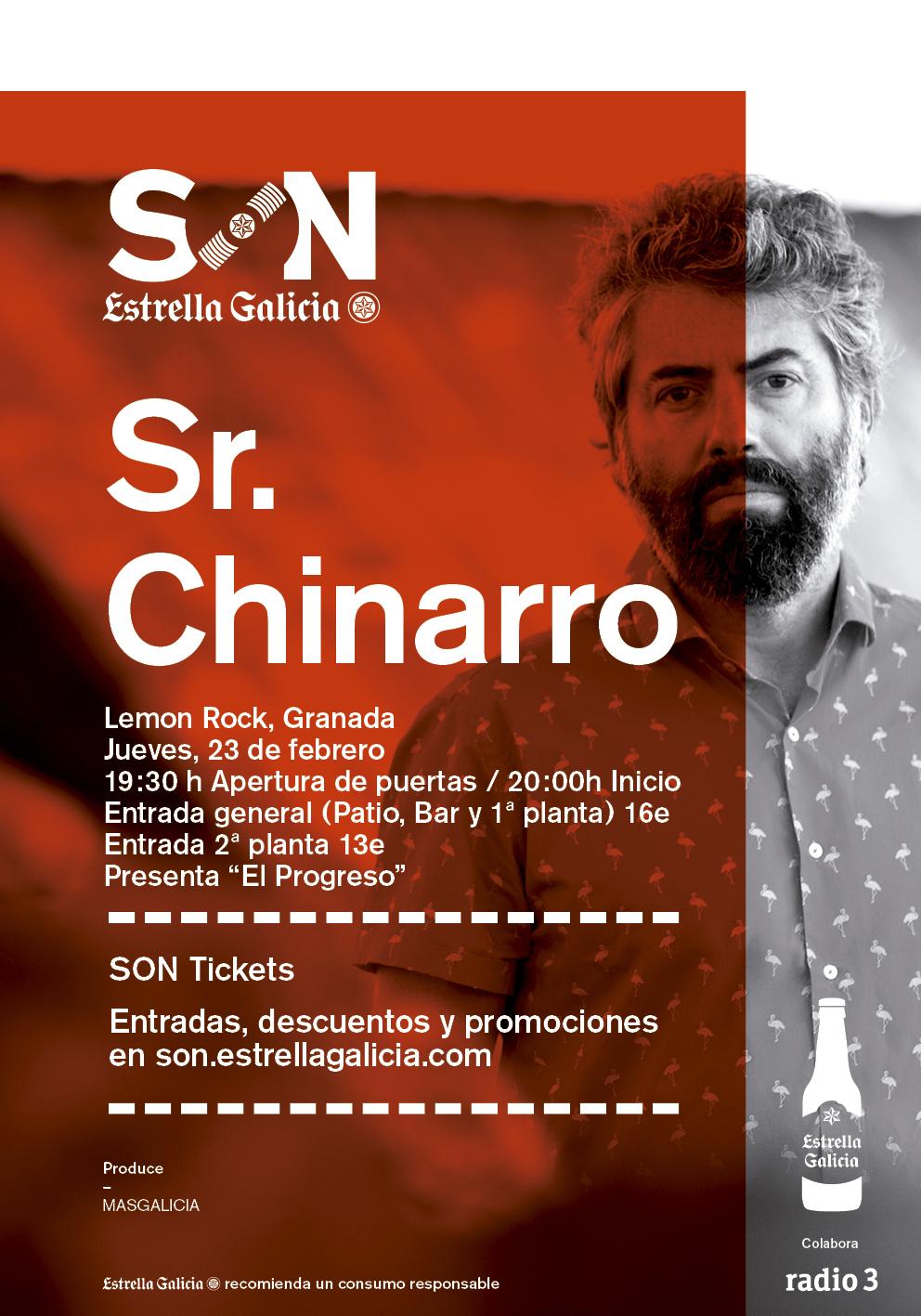 chinarro POSTER 35x50