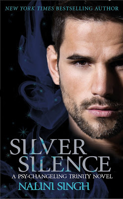 Silver Silence UK Cover - Copy
