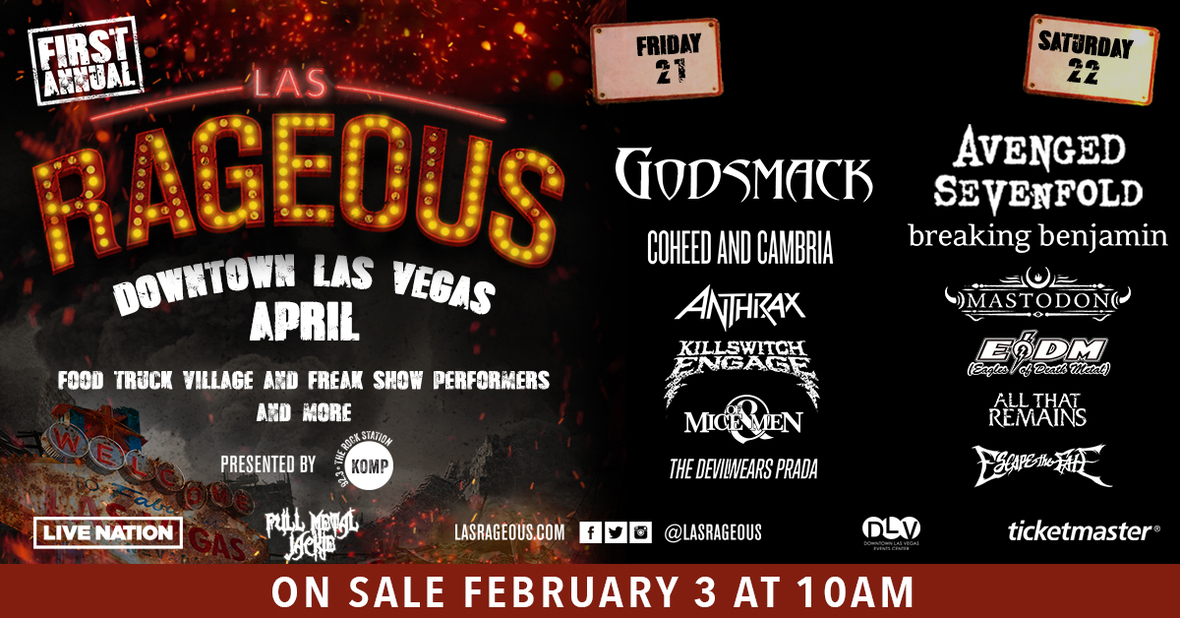 Las Rageous 1200x628 BANNER ON SALE FEBRUARY 3