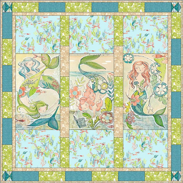 Blend Project Under The Sea Quilt