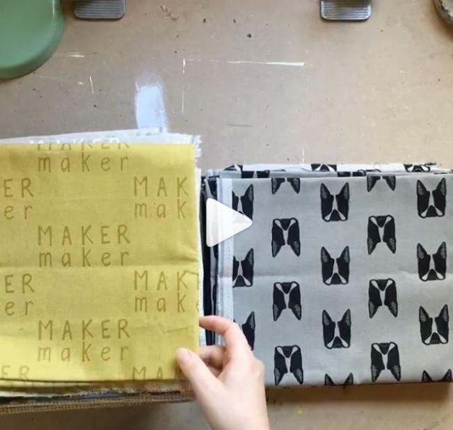 Maker Maker Fabric