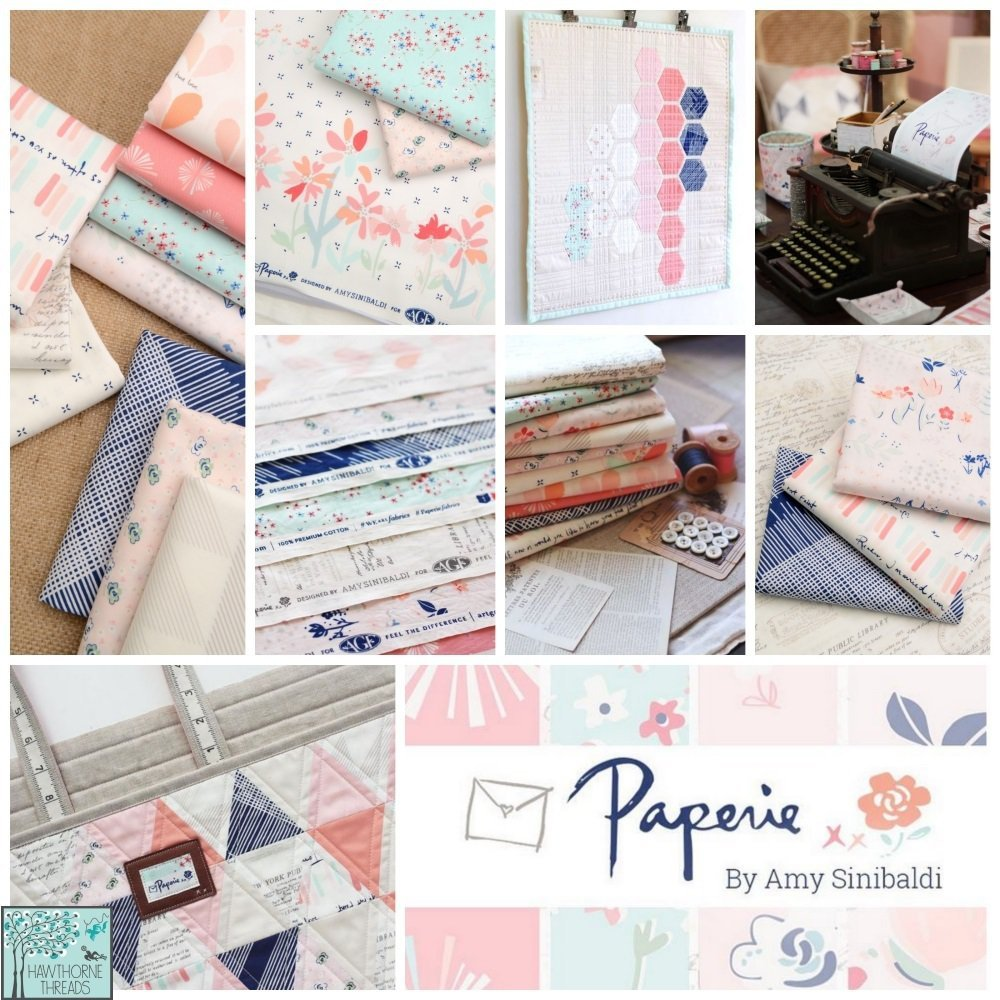 Paperie Fabric
