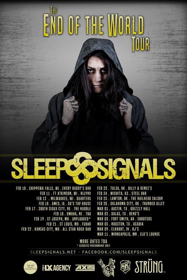 Sleep Signals Tour