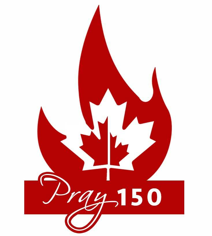 Pray150Logo
