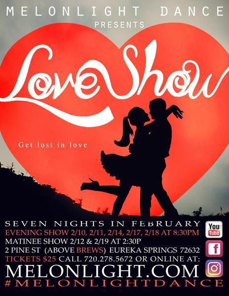 Love Show 8.5x11 grande