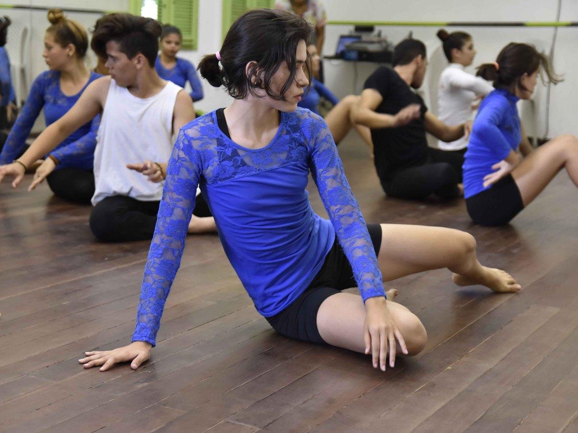 Edital Escola de Danca