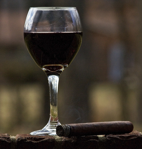 Wine-and-a-Cigar