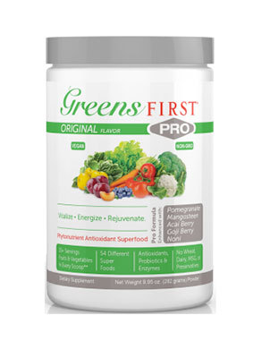 Greens-First-Pro
