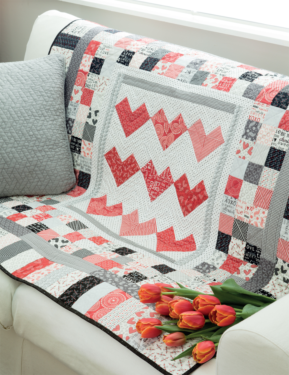 3-Checkerboard-Hearts-quilt