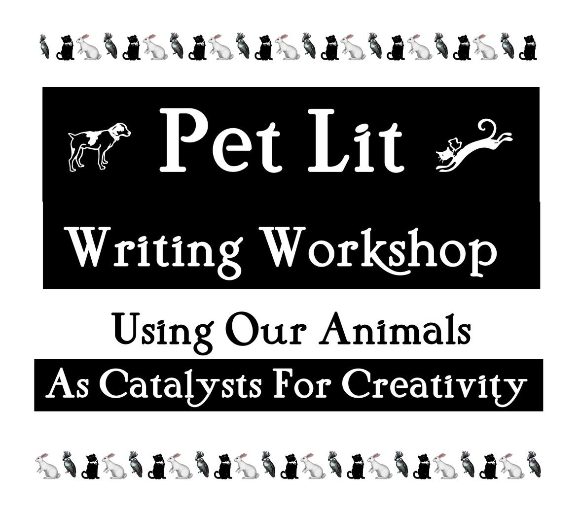 Rev. Pet Lit Writing Workshop for Newsletter