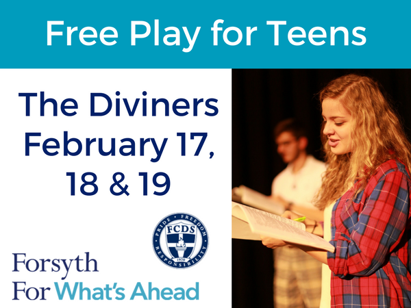 The Diviners rev