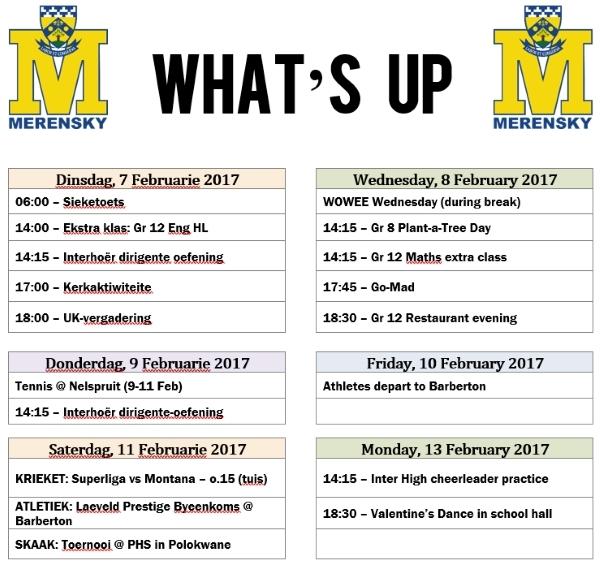 Whatsapp 7-13 Feb 2017