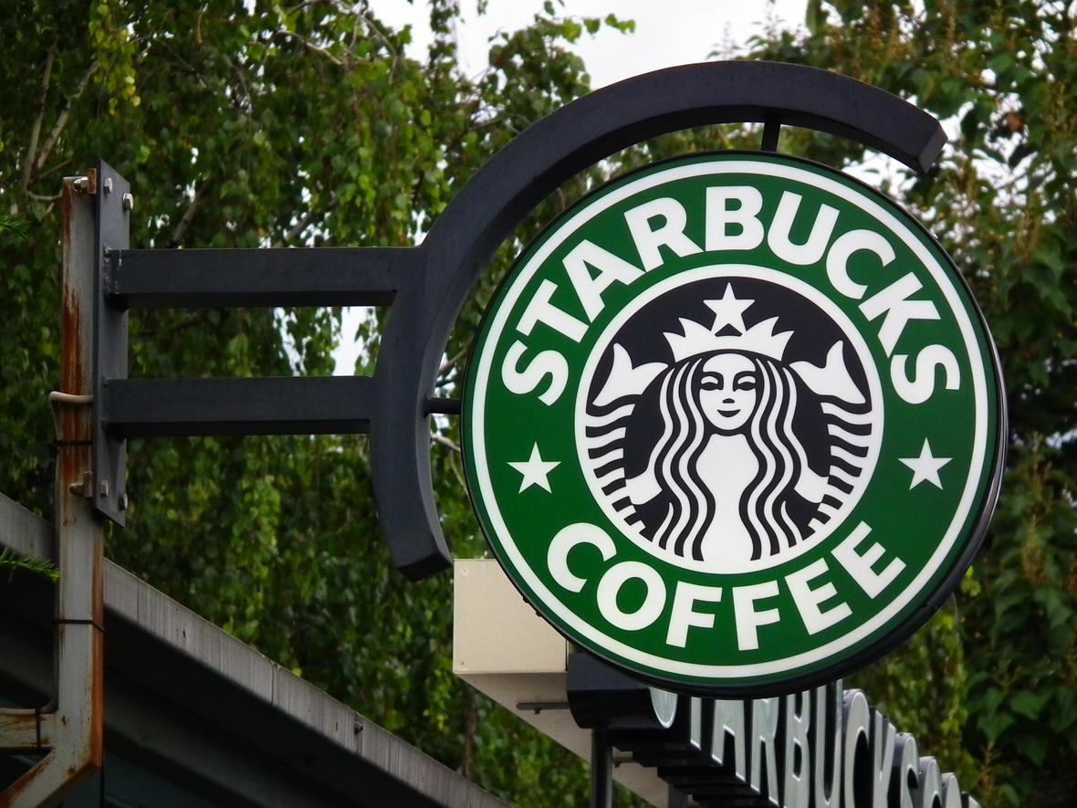 Starbucks Coffee Mannheim August 2012