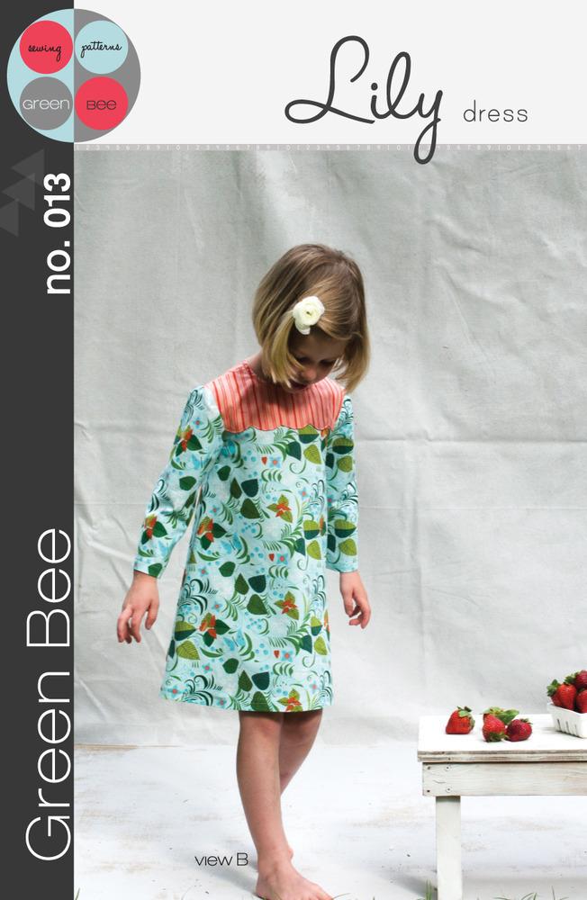 hawthorne threads-lily pattern
