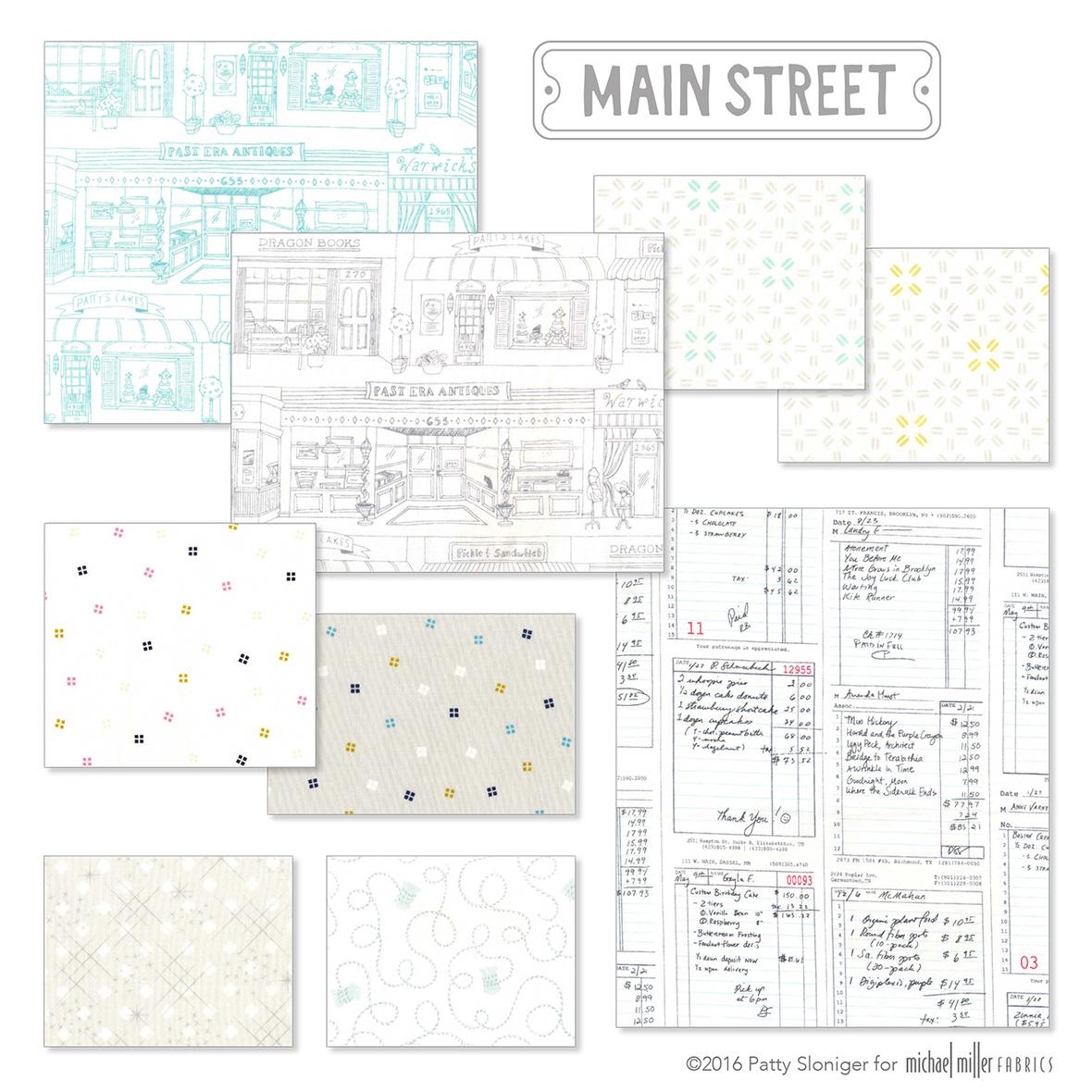 MAIN STREET MOSAIC 150