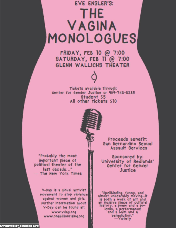 V Monologues