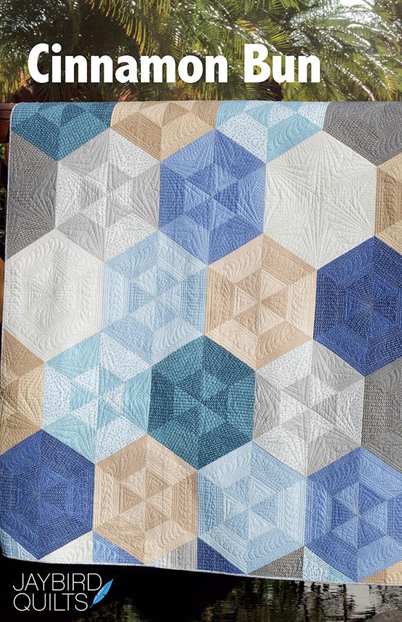 jaybird quilts  cinnamon bun sewing pattern
