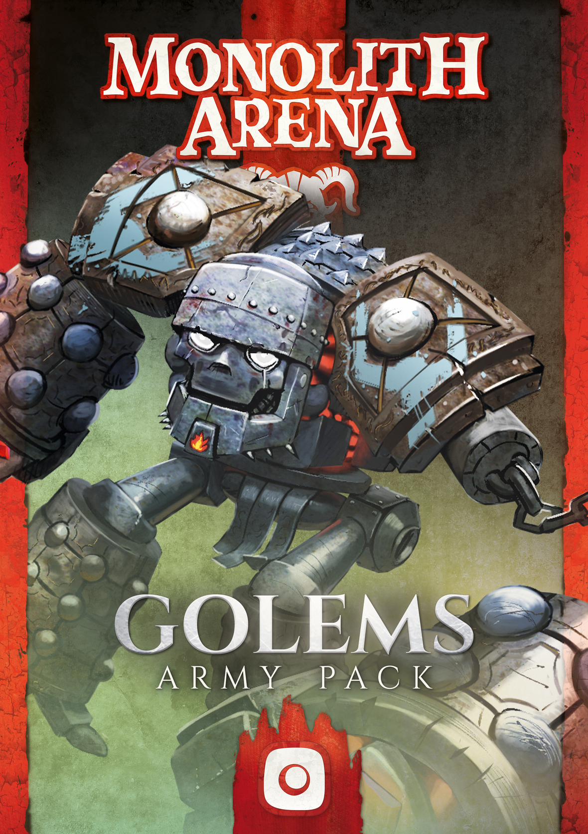 MA golems BOX IN front