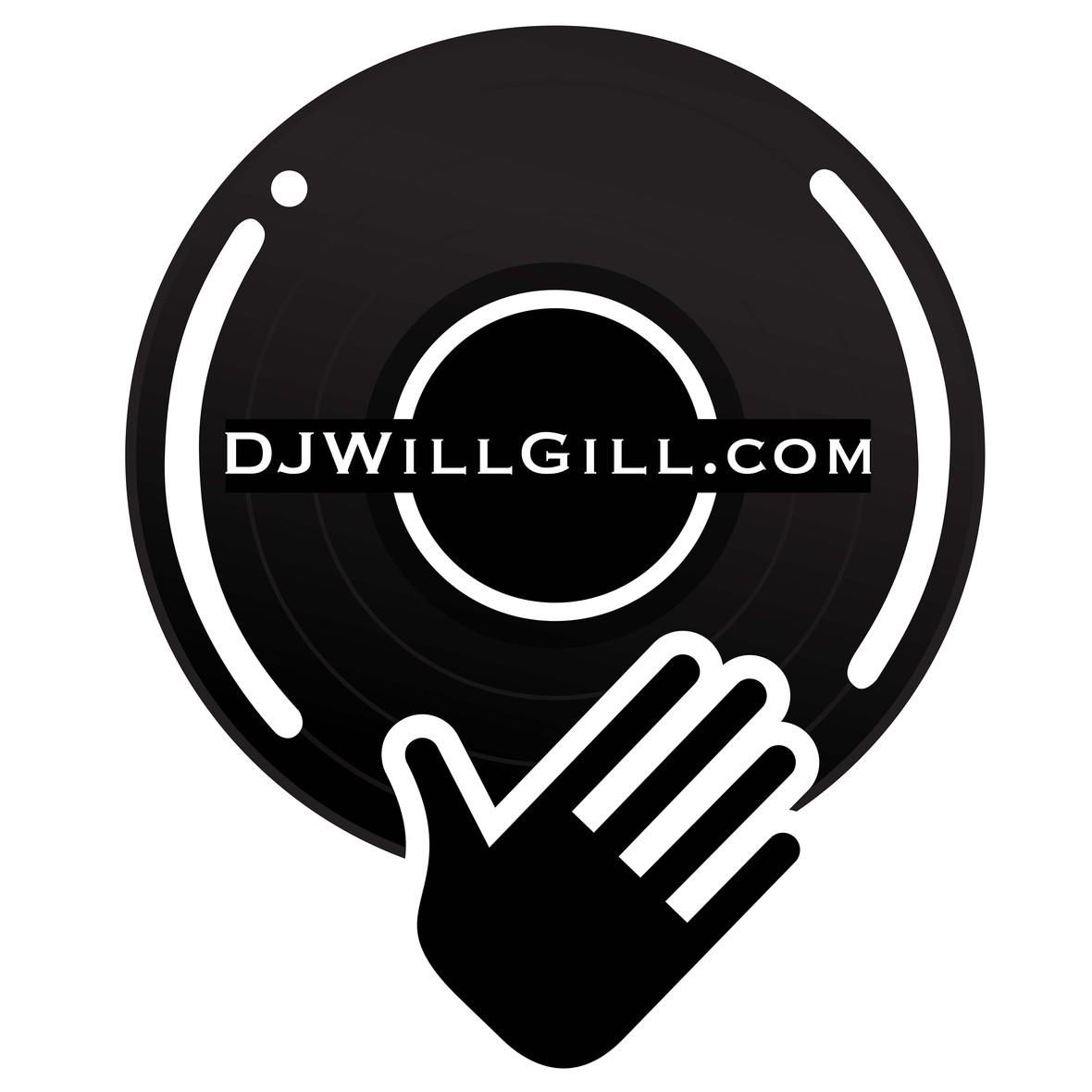 los angeles wedding DJ services DJ will gill logo