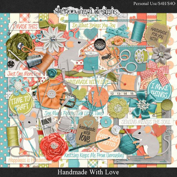 SD HandmadeWithLove