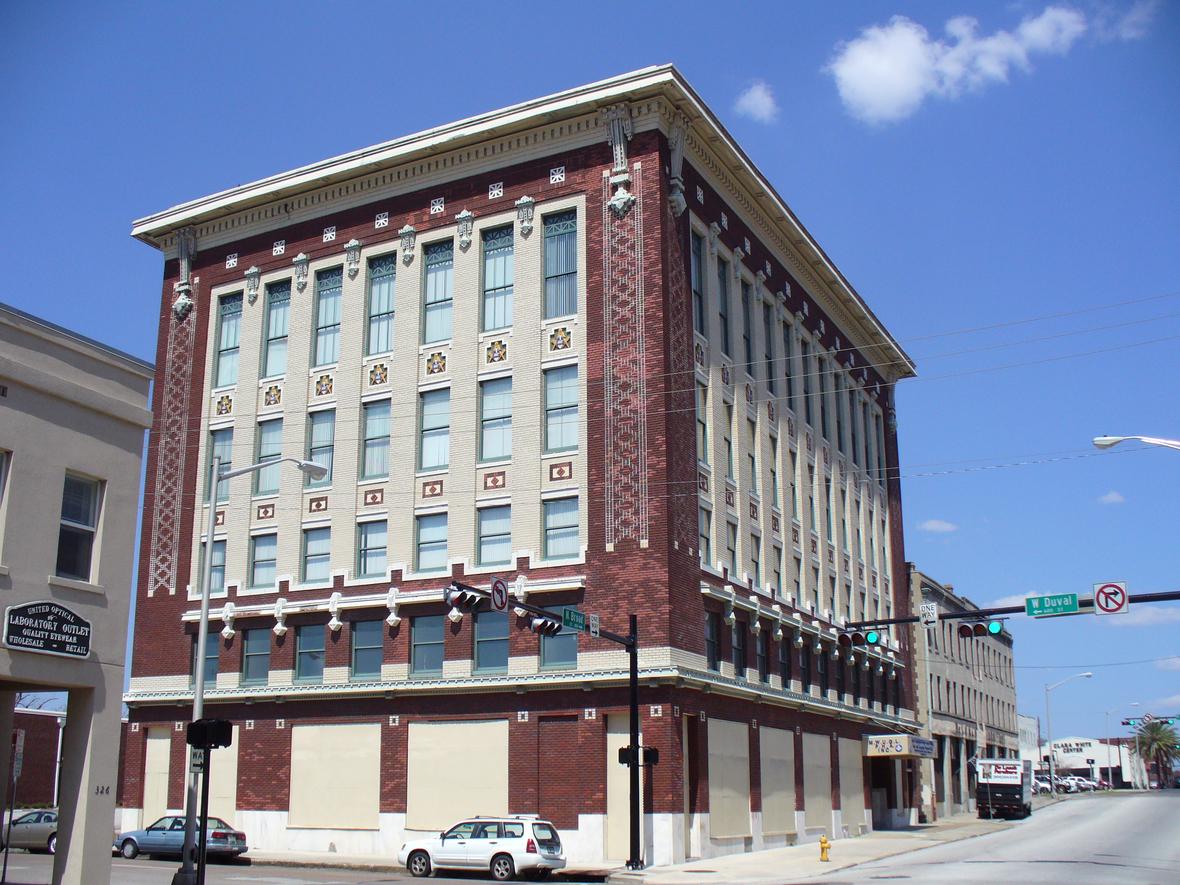 Masonic Temple Jacksonville