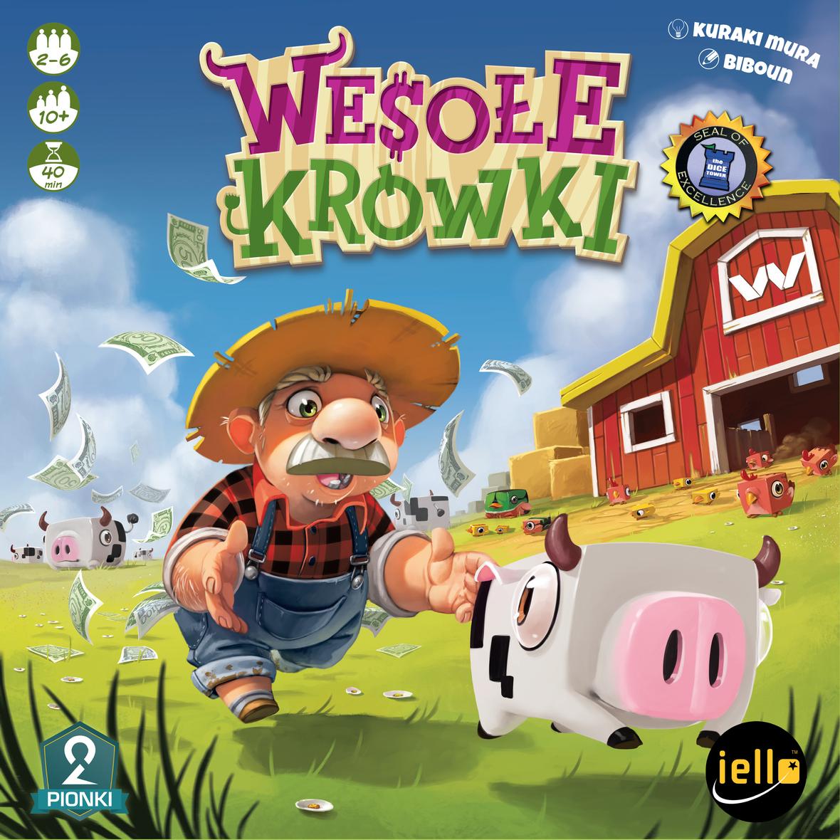 wesole krowki COVER