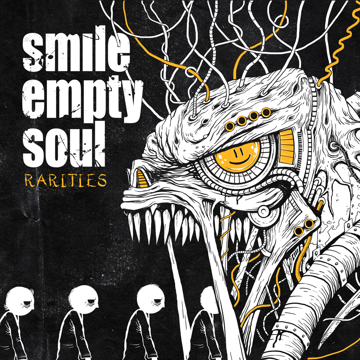 Smile Empty Soul - Rarities - Album Cover