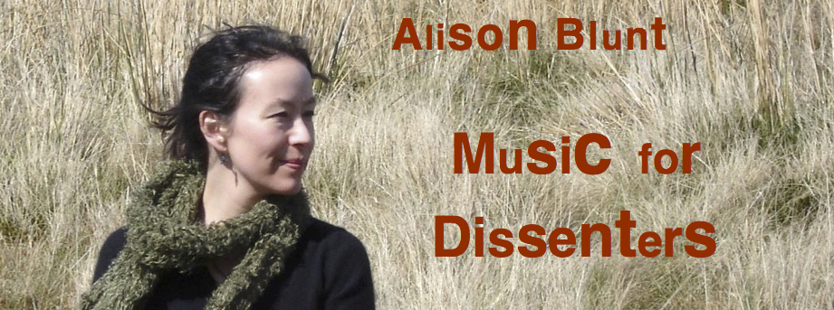 MadMimi News from Alison Blunt