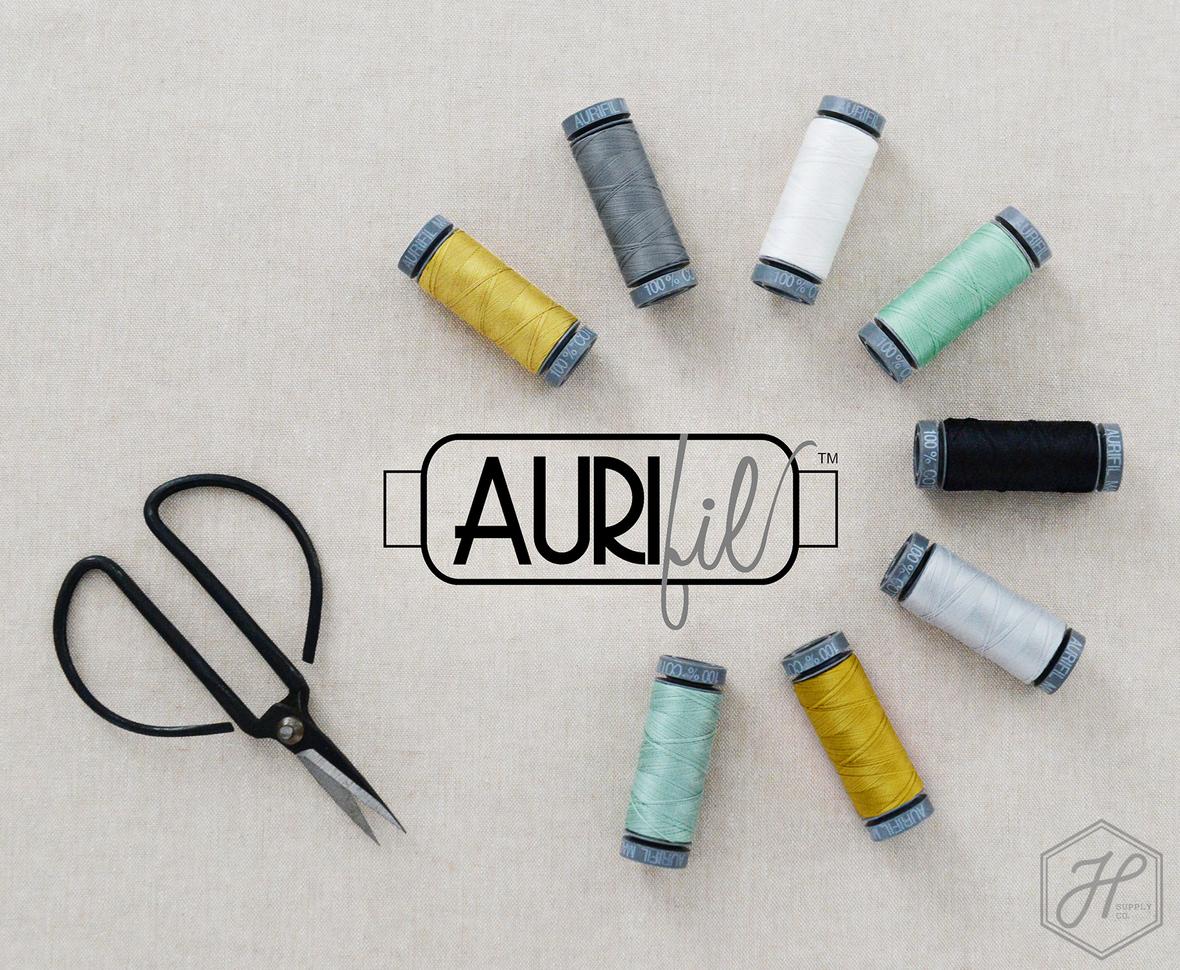 New Aurifil Page Image