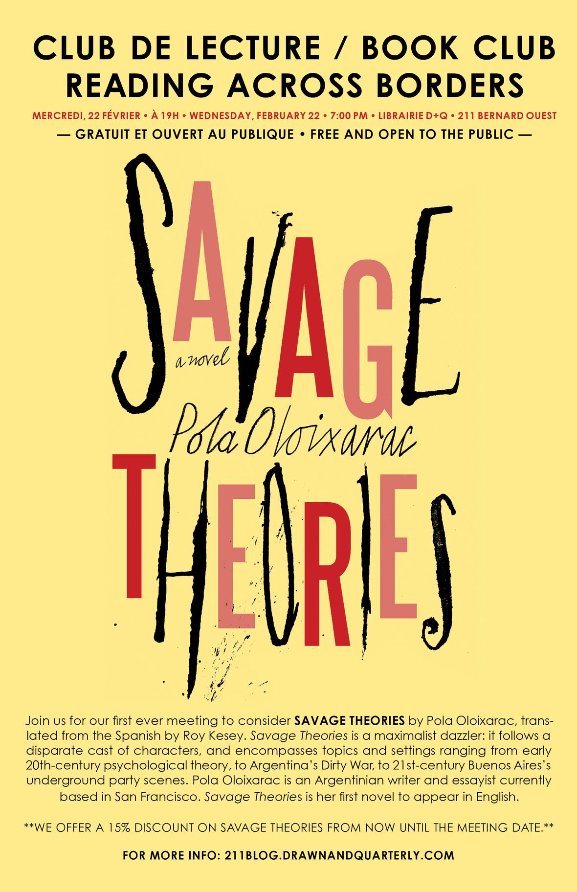 SAVAGE.poster