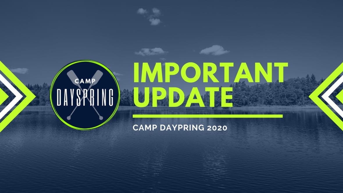 Cancel Camp Graphic