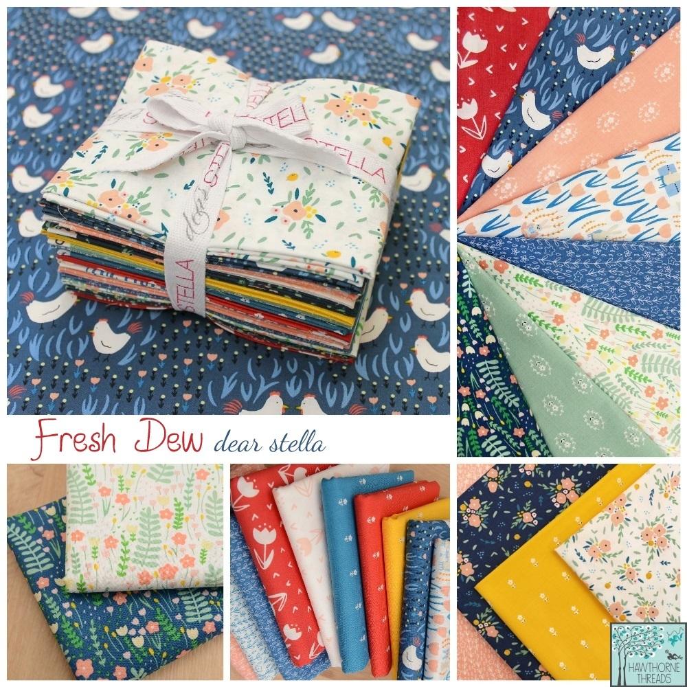 Fresh Dew Fabric Poster