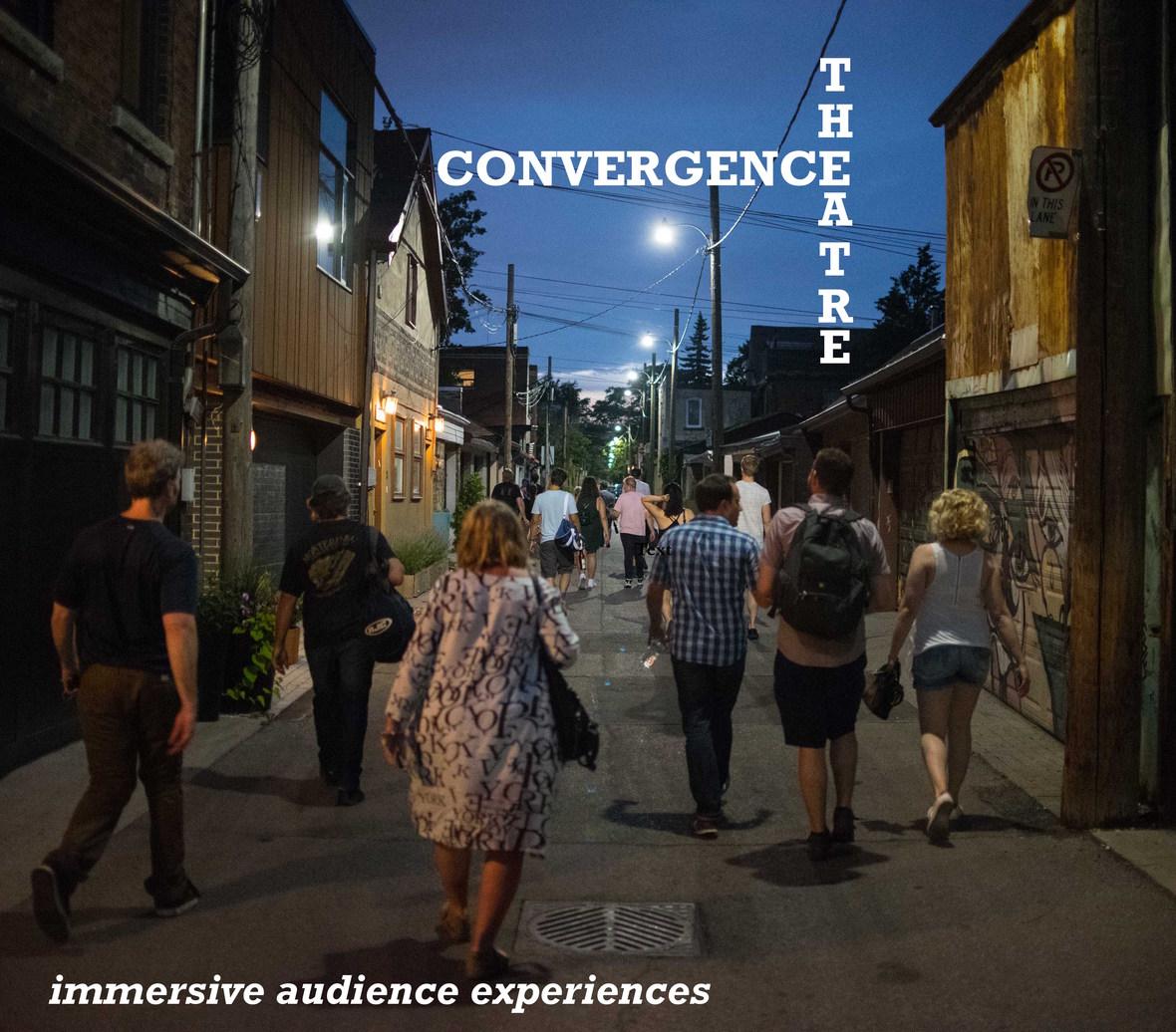 Convergence Alley Logo