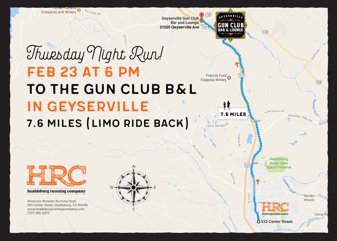 gun club map
