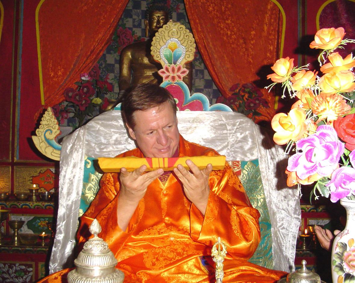 Buddha Maitreya Puja Offering