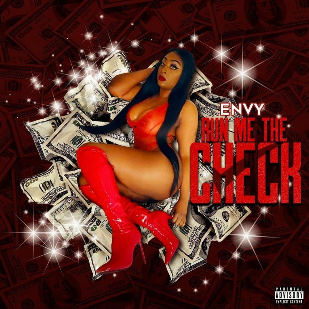Envy - Run Me The Check Front
