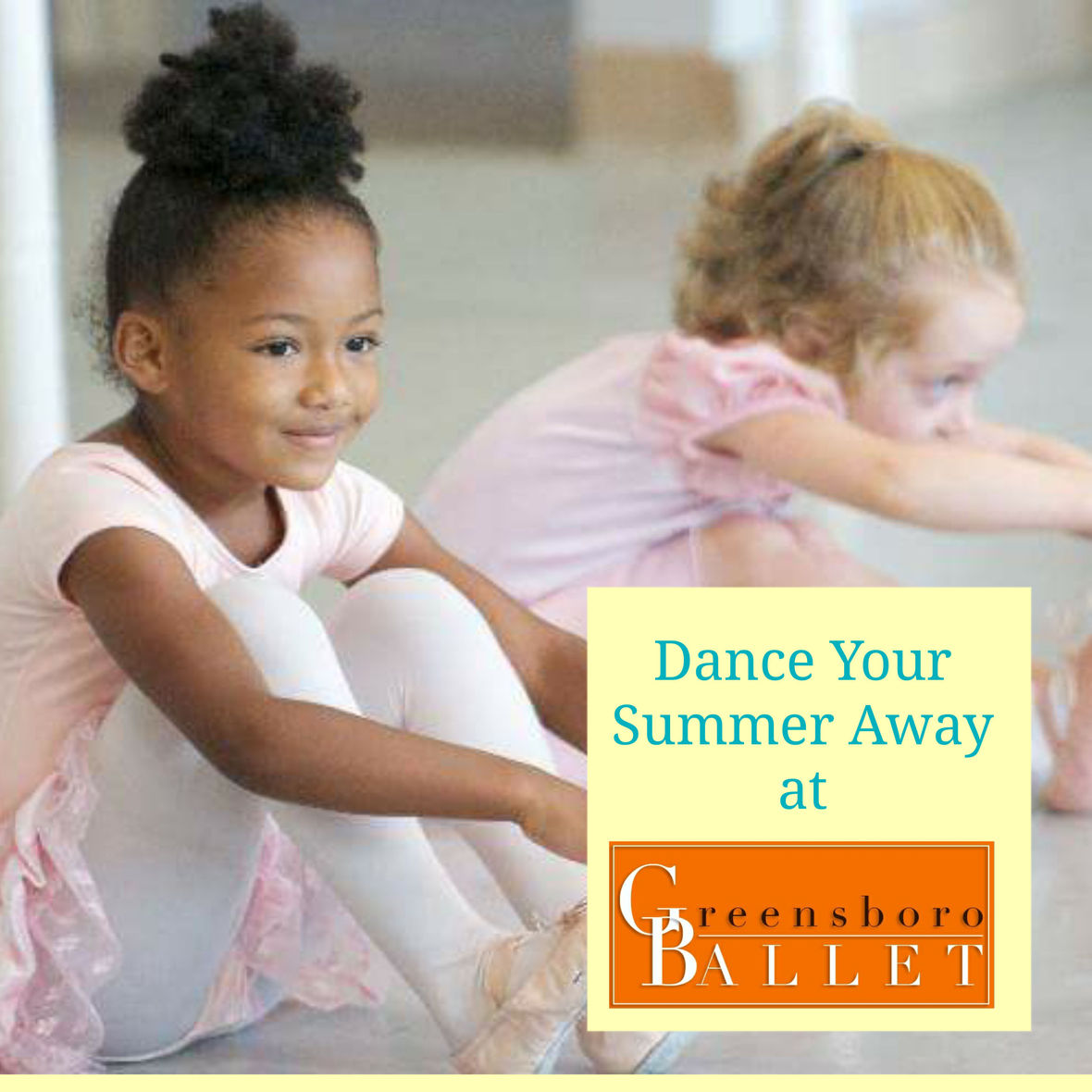 GSO Ballet - Summer newsletter