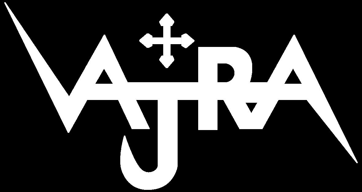 vajra logo white