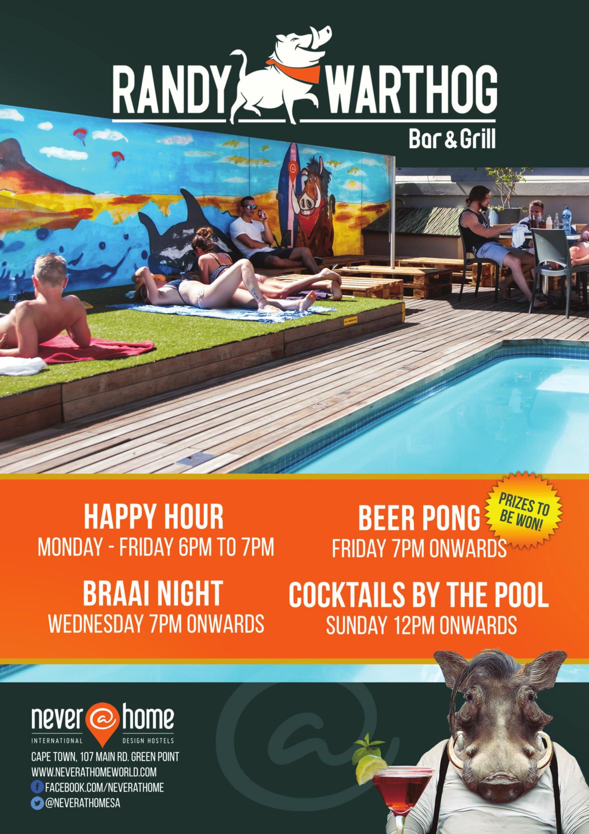 RandyWarthog Bar Poster-A4-1