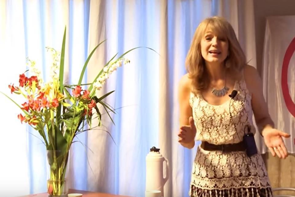 Virginia Gawel conferencia