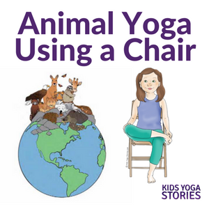 new download 40 kidfriendly chair yoga poses for your