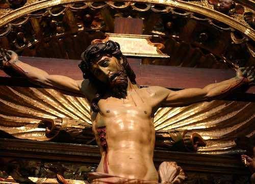 Jesus en la Cruz 03  05