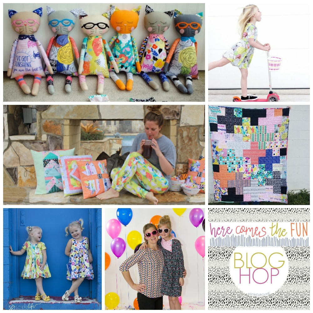 Here Comes the Fun Blog Hop